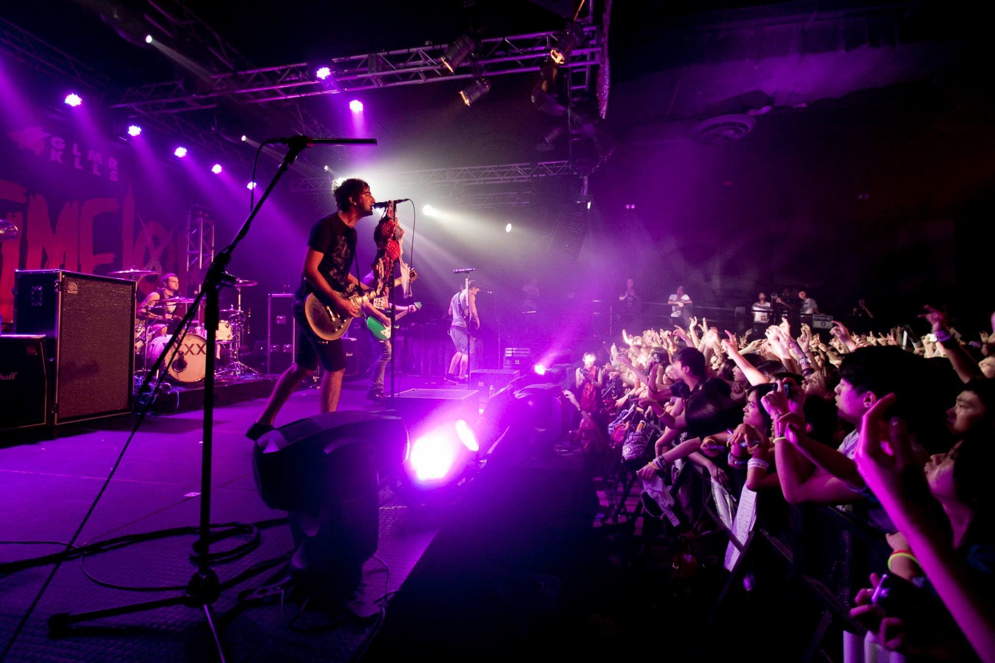 ALL TIME LOW Live in HK 2013